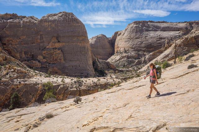 Boulder Mail Trail, Death Hollow, Escalante, Escalante National Monument, Utah, Grand Staircase-Escalante National Monument