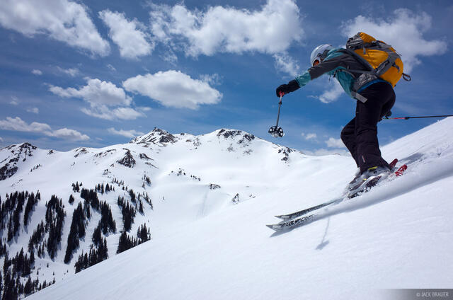 Colorado,Red Mountain Pass,San Juan Mountains,skiing
