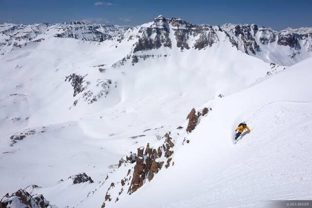 Colorado,Kismet,San Juan Mountains,Sneffels Range, snowboarding