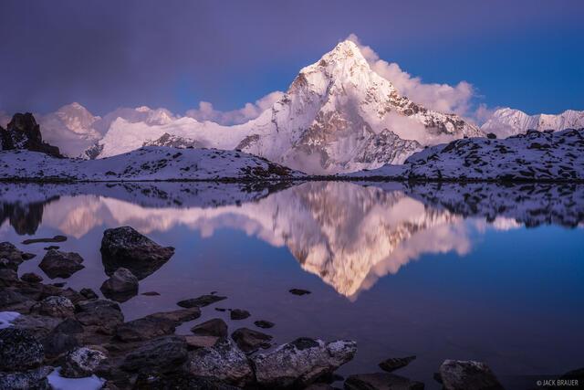 Ama Dablam, Asia, Himalaya, Khumbu, Nepal