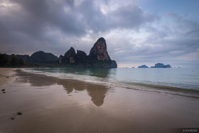 Railay, Thailand, Andaman Sea, beach