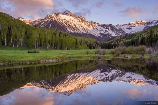 Colorado,Mt. Sneffels,San Juan Mountains,Sneffels Range
