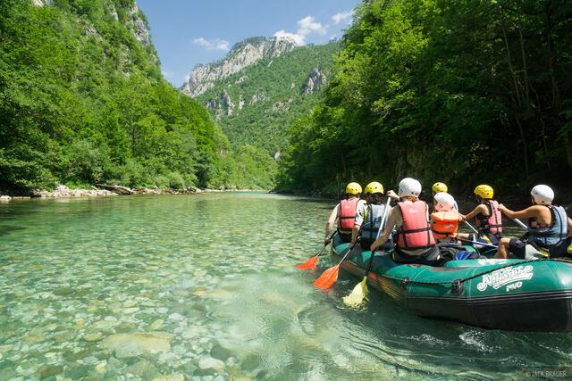 Tara River Rafting 1