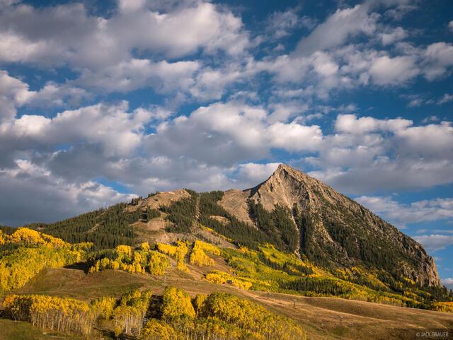 Colorado,Crested Butte, autumn, September