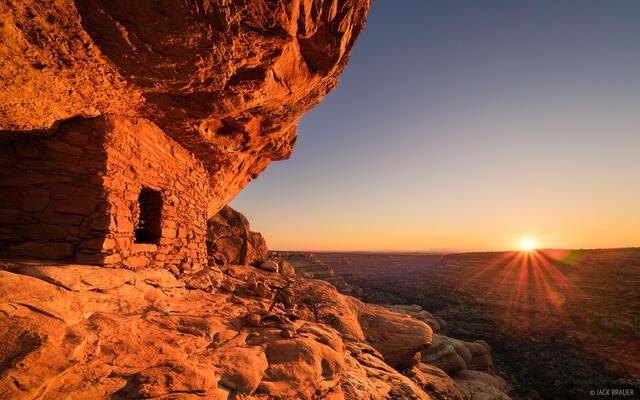 Cedar Mesa, Citadel, Utah, ruins, Ancestral Puebloan, Bears Ears National Monument