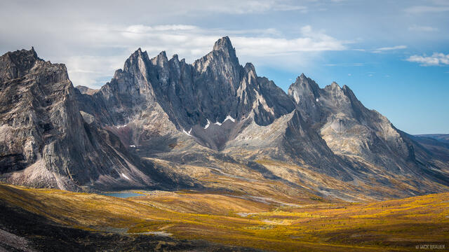 Tombstone Mountain