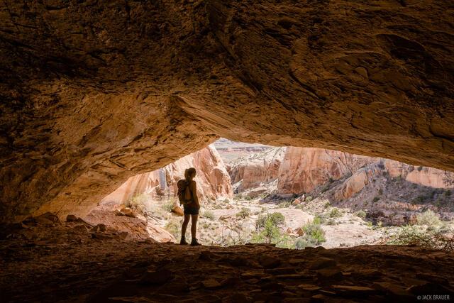 Cave Canyon, San Rafael Swell, Utah