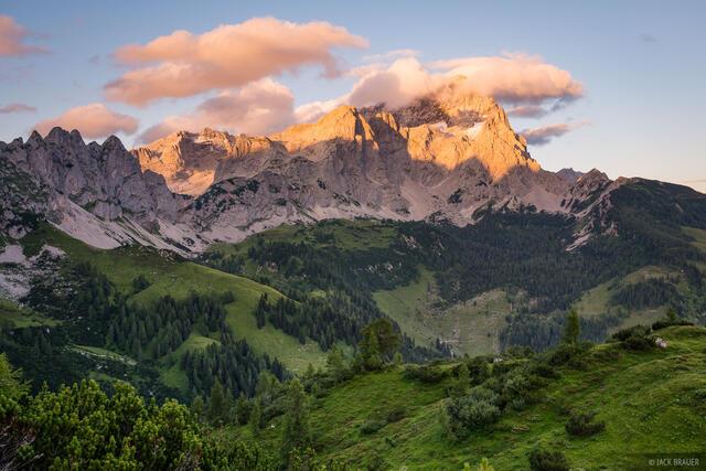 Austria, Dachstein