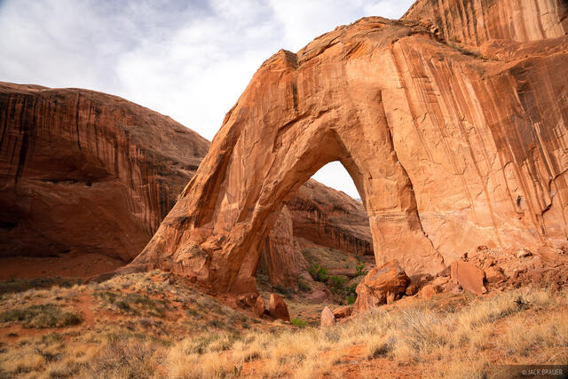 Broken Bow Arch, Escalante, Glen Canyon National Recreation Area, Utah, Willow Gulch