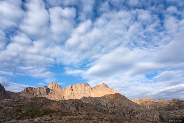 Colorado, Needle Mountains, San Juan Mountains, Sunlight Peak, Weminuche Wilderness, Windom Peak, 14ers