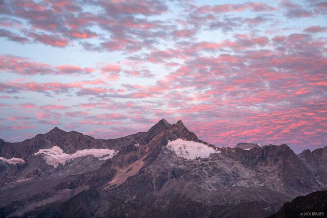Bernina Range, Italy, Rhaetian Alps