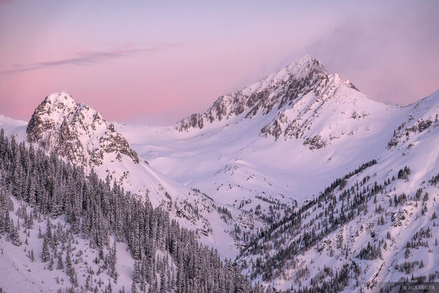 Colorado, Mount Sneffels, San Juan Mountains