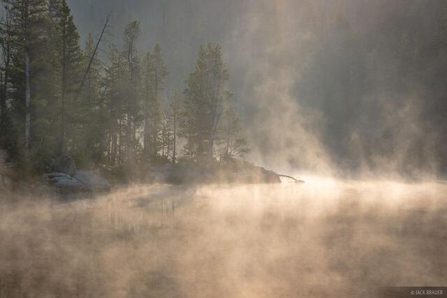 Bridger Wilderness, Lake Vera, Wind River Range, Wyoming