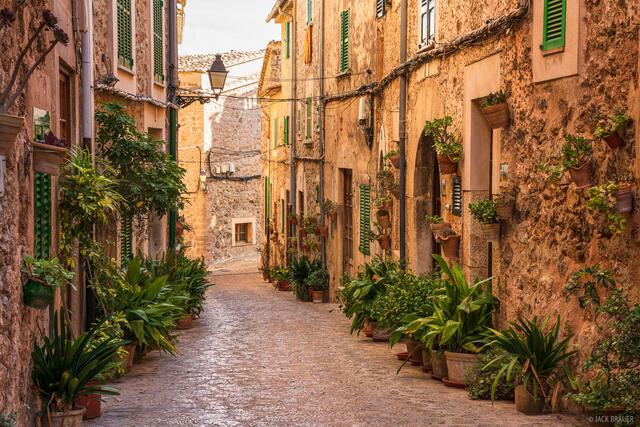 Mallorca, Spain, Valldemossa, October