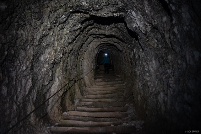 Dolomites, Italy, Lagazuoi, Lagazuoi Tunnels, hiking, Alps