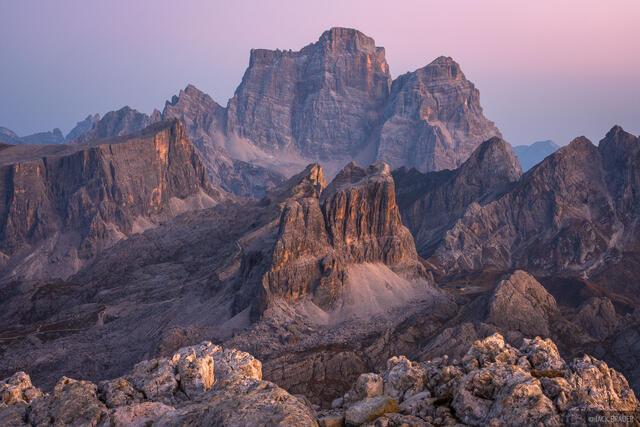 Dolomites, Italy, Lagazuoi, Monte Pelmo, October, Alps