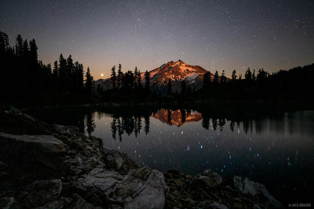 Lake Byrne Moonlight