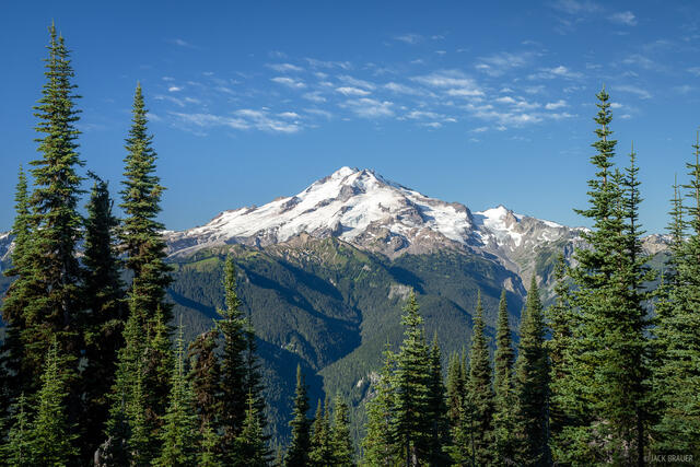 Glacier Peak, Glacier Peak Wilderness, Washington, Cascades