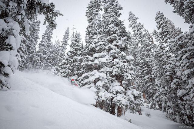 Colorado, Jason Mullins, San Juan Mountains, snowboarding