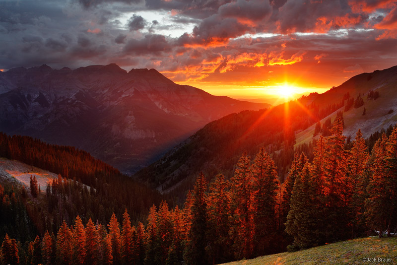 File:Sunset Over The Topatopa Mountains - From Santa Clarita.jpg ...