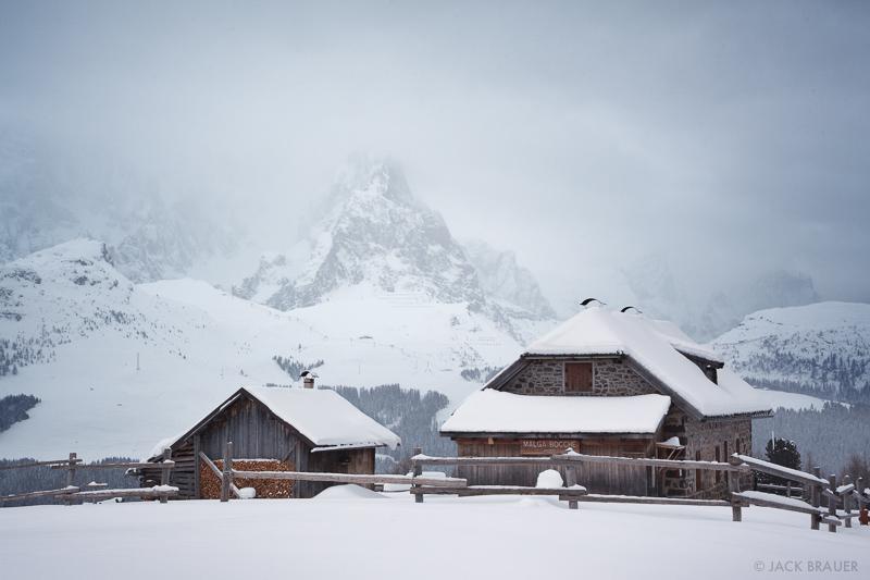 Cimon della Pala, Dolomites,Europe,Italy,San Martino