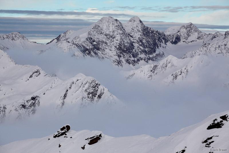 Obergurgl, Austria, clouds