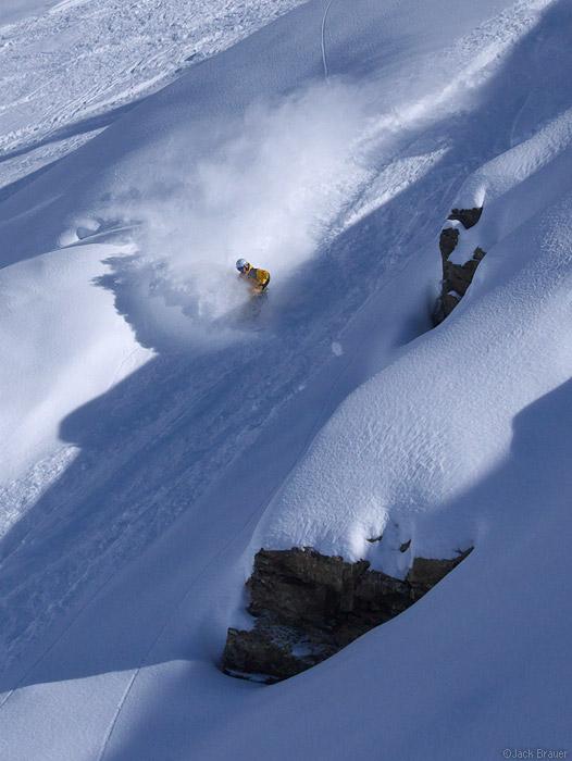 Snowboarding, Engelberg, Switzerland