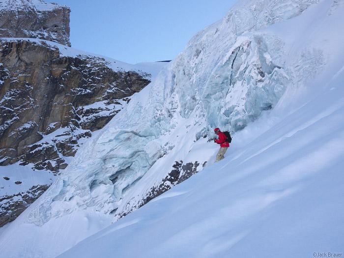 Steinberg, Glacier, snowboarding, Engelberg, Switzerland