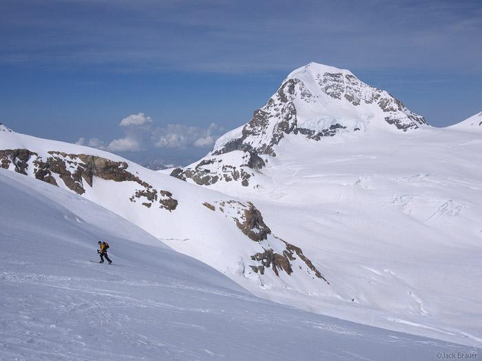 Jungfrau, Jungfraujoch, Bernese Oberland, Switzerland