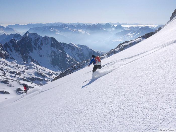 skiing, Bernese Oberland, Switzerland, photo