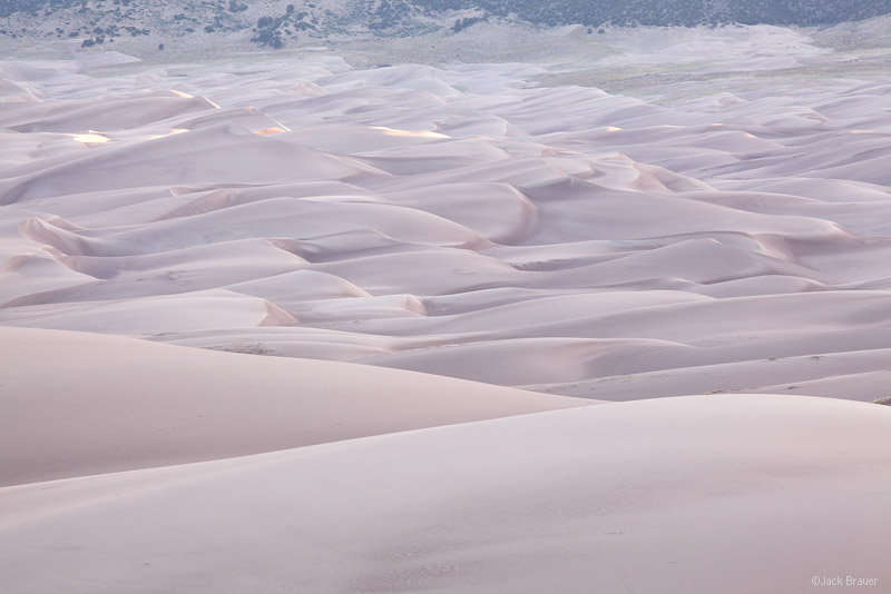 Great Sand Dunes, Colorado, sand