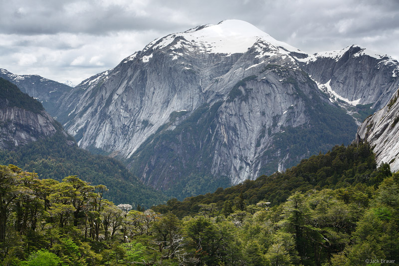 Cerro La Junta, Cochamó, Chile