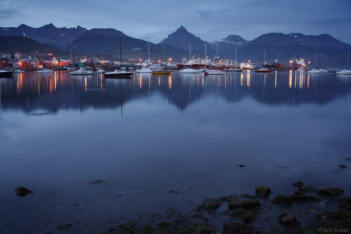 Ushuaia, Tierra del Fuego, Argentina, Beagle Channel
