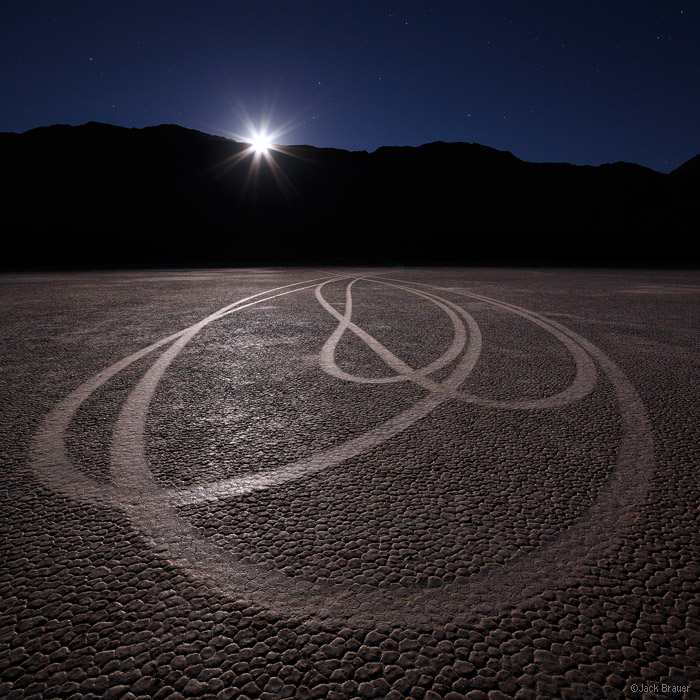 Racetrack, Death Valley, California, National Park, moon