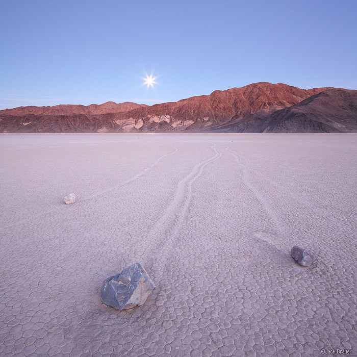 Racetrack, Death Valley, California, National Park