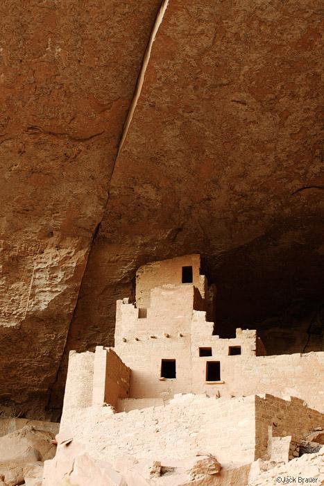 Cliff Palace, ruins, Mesa Verde, Colorado