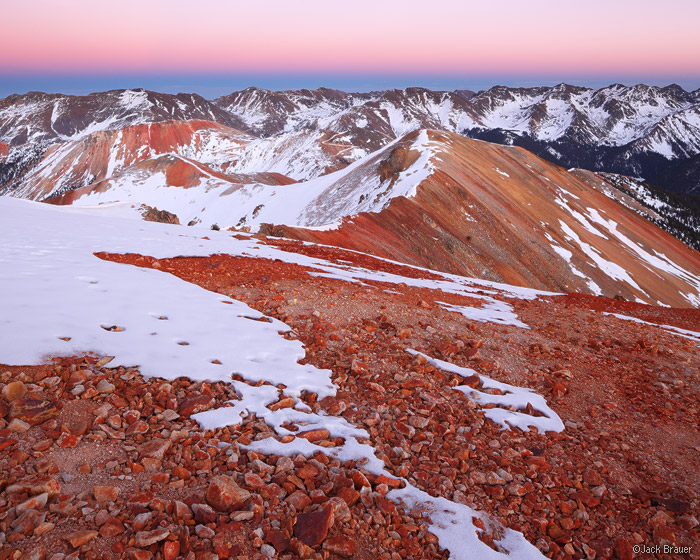 Red Mountain, San Juan Mountains, Colorado