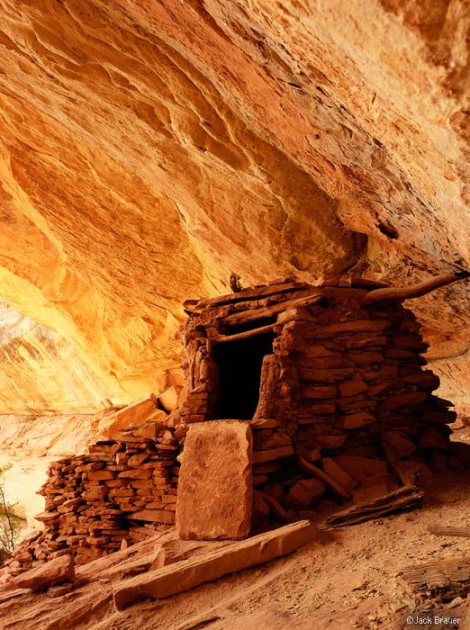 Owl Creek Canyon, ruins, Cedar Mesa, Utah, ancient