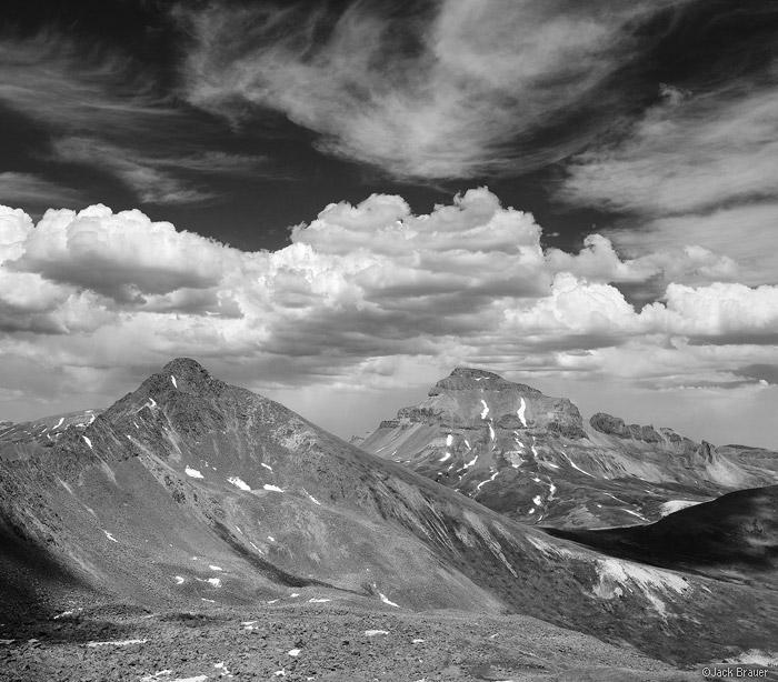 Matterhorn Peak, Uncompahgre Peak, San Juan Mountains, Colorado