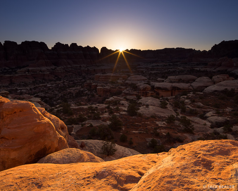 Canyonlands National Park, Needles District, Utah, Elephant Canyon