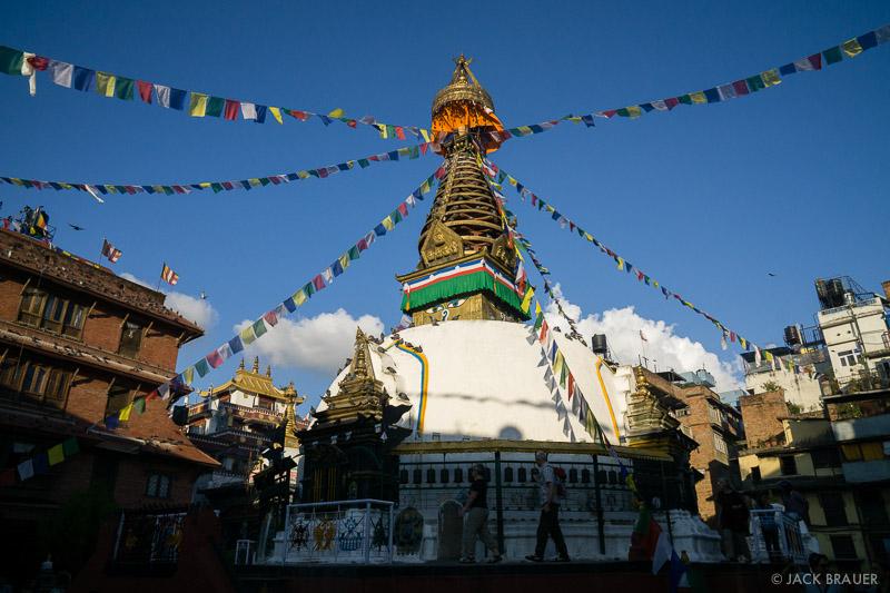 Kathmandu,Nepal,stupa, Thamel
