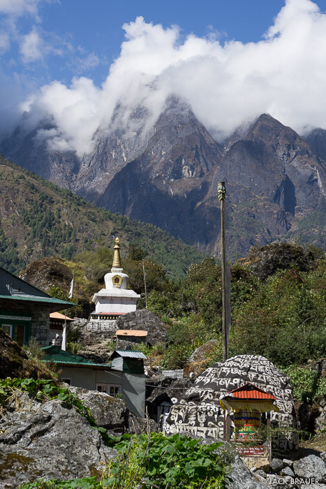 Himalaya,Khumbu,Nepal, Chhuthawa