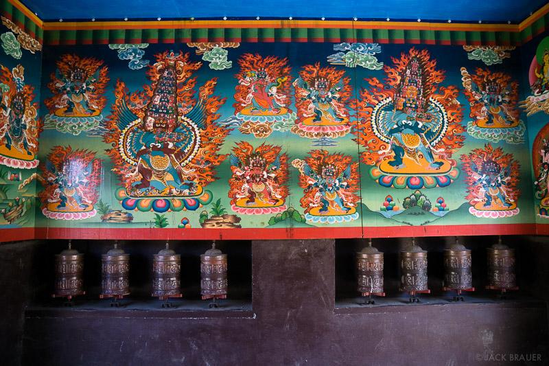 Himalaya,Khumbu,Nepal,Tengboche