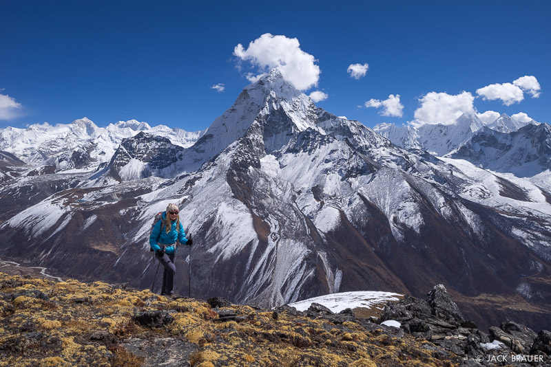 Ama Dablam,Asia,Himalaya,Khumbu,Nepal, hiking