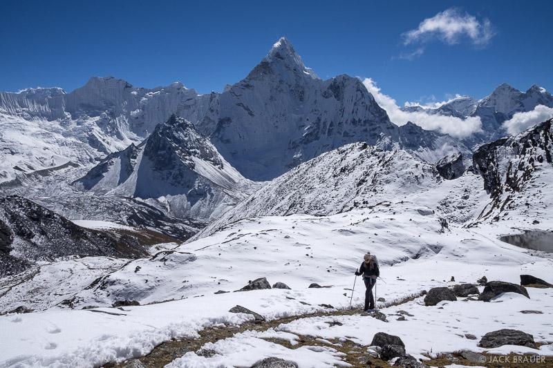 Ama Dablam,Asia,Himalaya,Khumbu,Kongma La,Nepal