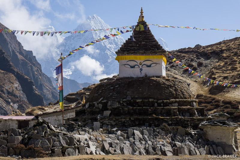 Himalaya,Khumbu,Nepal,Thame,stupa