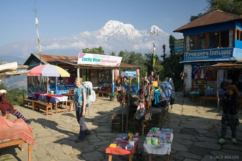 Annapurna South,Annapurna Range,Bhickok Deurali,Himalaya,Nepal