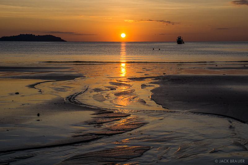 Ko Muk, Thailand, Andaman Sea, beach