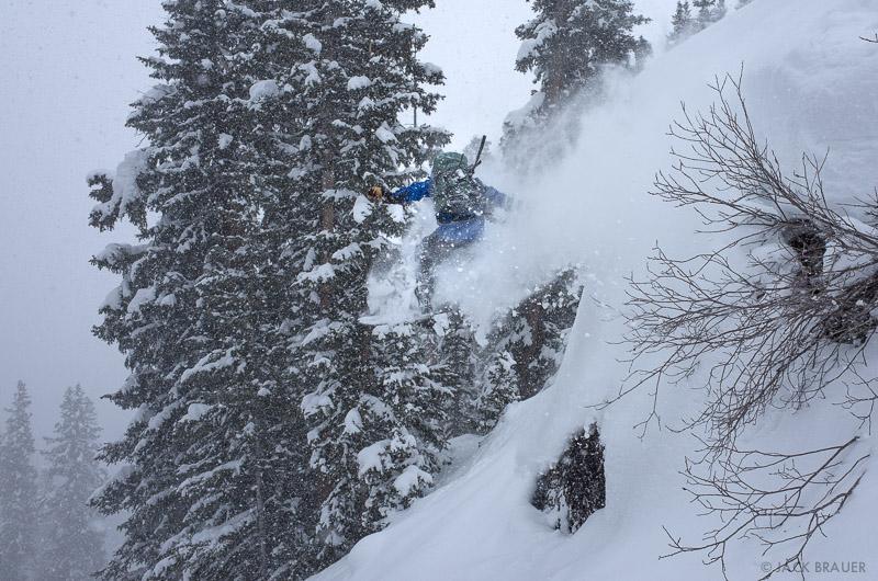 Colorado,San Juan Mountains, Alex Hotze, snowboarding