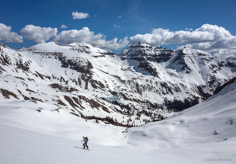 Colorado,Ema's Rollers,San Juan Mountains,Sneffels Range,skiing